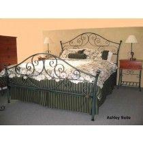 Ashley Metal Bed