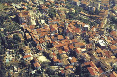 #Venafro - #Molise #Italy - #AbruzzoRuralProperty