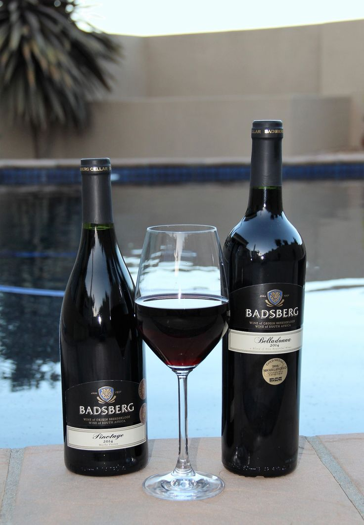 Award winning wines from Badsberg Wine Cellar near Worcester