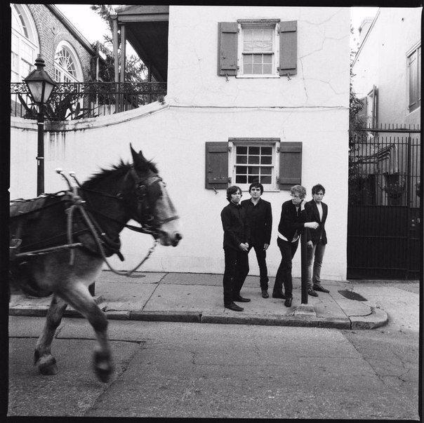 Spoon — американская инди-рок группа из Остина, Техас. В состав группы входят Britt Daniel (вокал, гитара); Jim Eno (ударные); Rob Pope (бас) и Eric Harvey (клавишные, гитара, перкуссия, бэк-вокал).