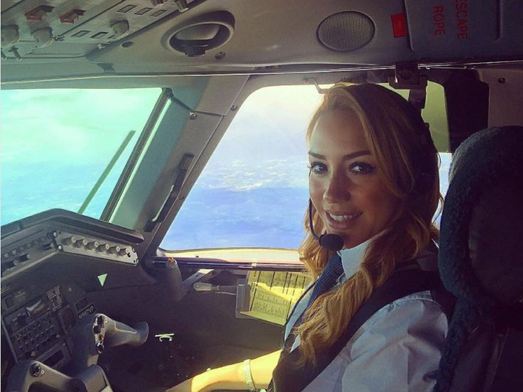 These female pilots are smashing stereotypes and becoming huge Instagram stars  The INSIDER Summary:<p>Men continue to dominate the aviation industry, but a growing number of female pilots are challenging gender stereotypes with …  http://www.independent.co.uk/life-style/instagram-star-female-pilot-smashing-stereotypes-a7654676.html
