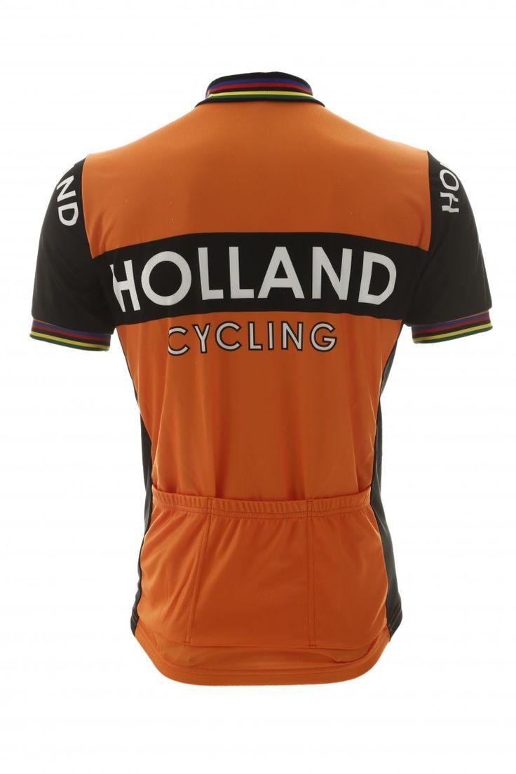 Wielershirt-Holland Cycling shirt Holland