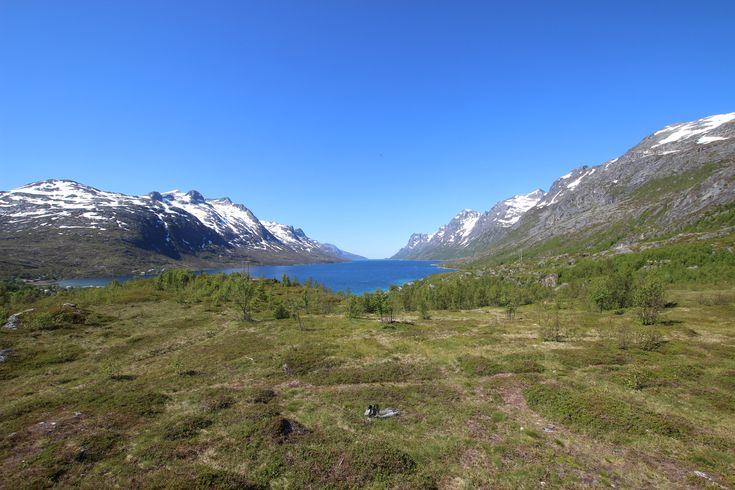 Opetusmateriaalia Pohjoismaiden Norja-osuuteen