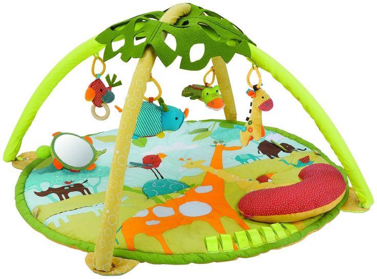 Skip Hop Giraffe Safari Activity Gym - Bouncers, Gyms & Walkers - Toys and Gifts | Babycity $159