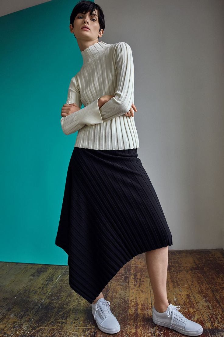 Knitted Rib Skirt by Boutique - New In- Topshop