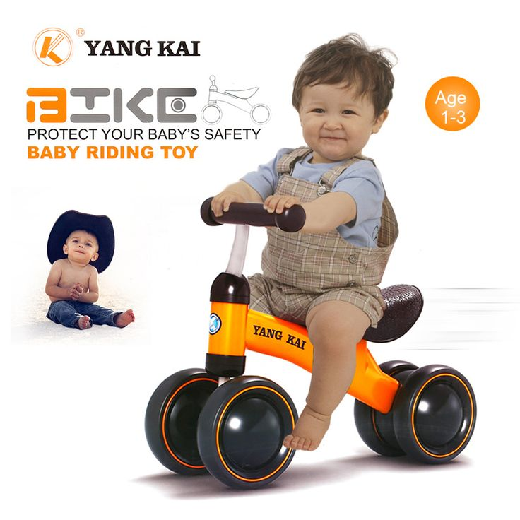 50 * 35 * 20cm YANG KAI Q1+ Baby Balance Bike Learn To Walk No Sale Online Shopping - Tomtop.com