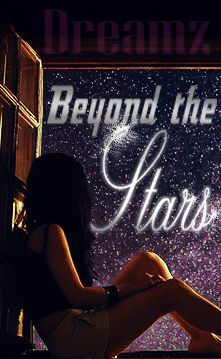 Beyond the stars.  New cover