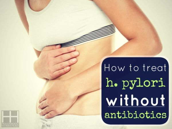 How to treat h. pylori without antibiotics (mastic gum+).  Also check out HCL and Yellowroot.