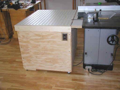 Comdowndraft Table Design : Plasma Cutting Table - DIY Downdraft Table using StrongHand Tools ...