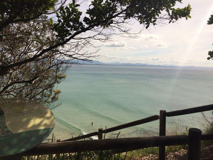 Morning walk at Byron Bay
