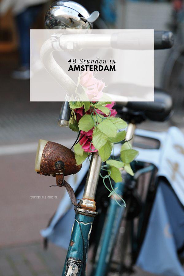 Tipps für ein Wochenende in Amsterdam