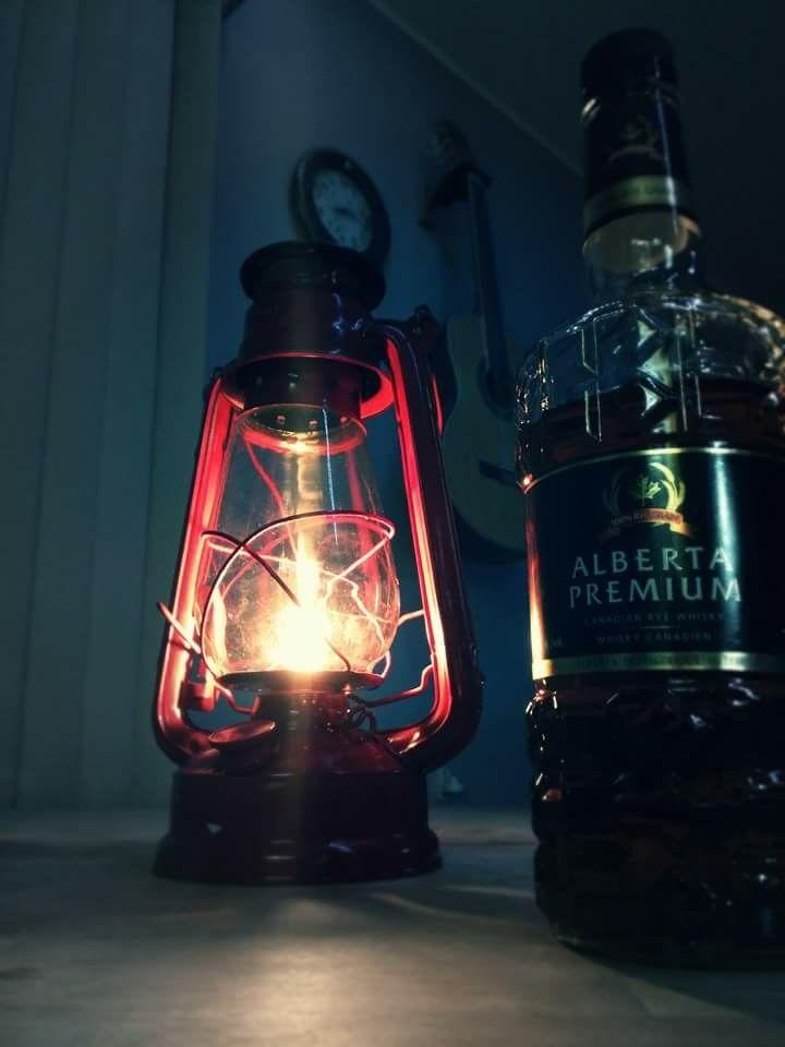 Whiskey by Lantern
