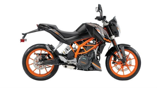 The Track-Ready Racer: KTM 390 Duke: High-Performance Bikes for Beginners - MensJournal.com