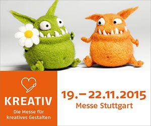 Perlen Harmony Oase: 19. - 22.11.2015 KREATIV Messe Stuttgart
