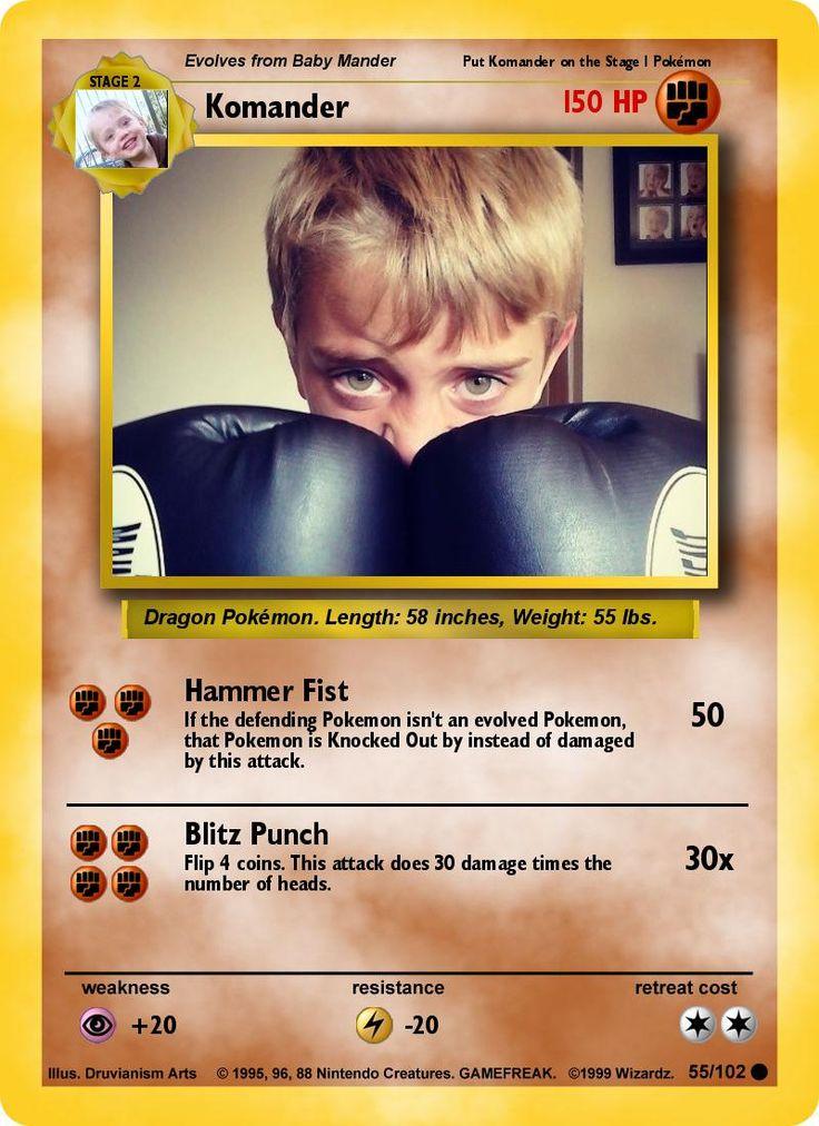 personalized pokemon card       pokemoncardapp com