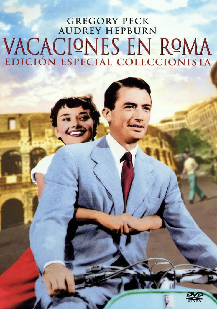 Vacaciones en Roma [Vídeo] = Roman Holiday / produced and directed by William Wyler