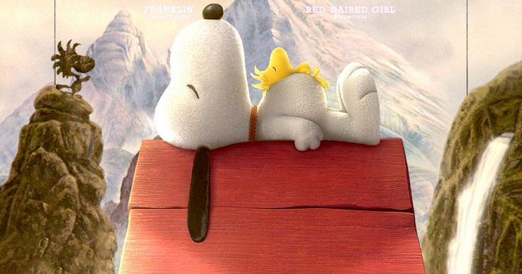 'Peanuts Movie' Posters with Snoopy, Charlie Brown & Linus -- Charles M. Schulz's beloved characters Snoopy, Charlie Brown, Linus and Lucy get their own posters for 'The Peanuts Movie'. -- http://www.movieweb.com/peanuts-movie-posters-snoopy-linus-charlie-brown