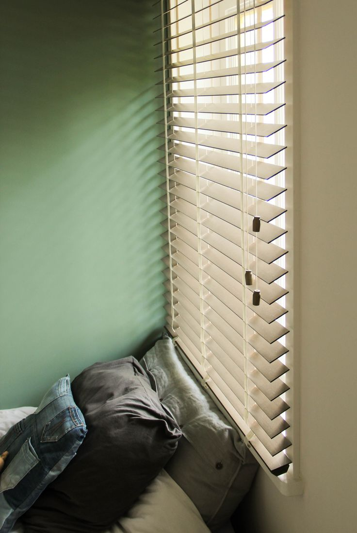 Meer dan 1000 ideeën over slaapkamer jaloezieën op pinterest ...
