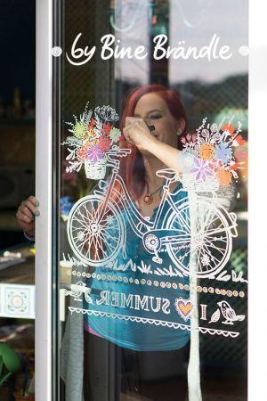 Vorlagenmappe Durchs Jahr вітраж Pinterest Window Art Markers