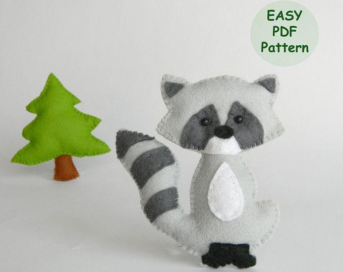 Awesome Sch nen Wald Tier gesetzt und Pine tTree enth lt Fox Reh Waschb r Eule Hase Kiefer Sie k nnen wie Cristmas Ornament Kinderzimmer Dekoration