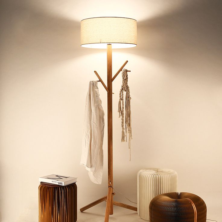 New Nordic Europea Hand Crafted Legno Creativo Tessuto di Lino Led E27 Lampada da Terra Per Soggiorno Camera Da Letto Dell'hotel Deco 2302 in Vintage Retro Minimalist Nordic Wood Fabric Led E27 Floor Lamp For Living Room Bedroom Stuy Deco H 152cm Ac 80-265v 2279da Lampade da terra su AliExpress.com | Gruppo Alibaba