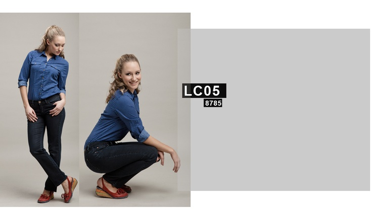 My trusted ones, Lee Cooper jeans... already since 90´s