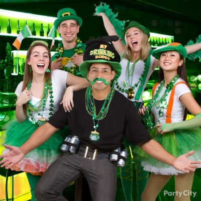 St. Patrick's Day Outfits and Costumes Ideas - Party City
