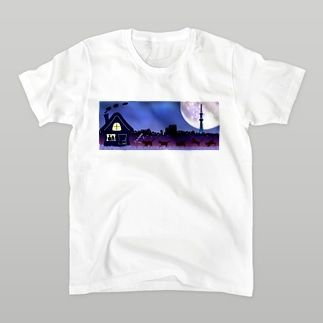 Sweet home Tシャツ