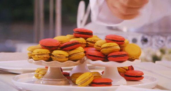 macarons di Ernst Knam