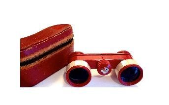 Welcome the @leslievilleflea Online Shop and Auction. Todays feature item are these babies: Fab Red Opera Glasses great for summer concerts or wildlife at the cottage! How often do you see red binoculars or opera glasses? These little beauties are amazing. Right out of the mid century circa 1940-1950 ...for more info check out www.leslievilleflea.com in our ONLINE SHOP AND AUCTION SECTION!