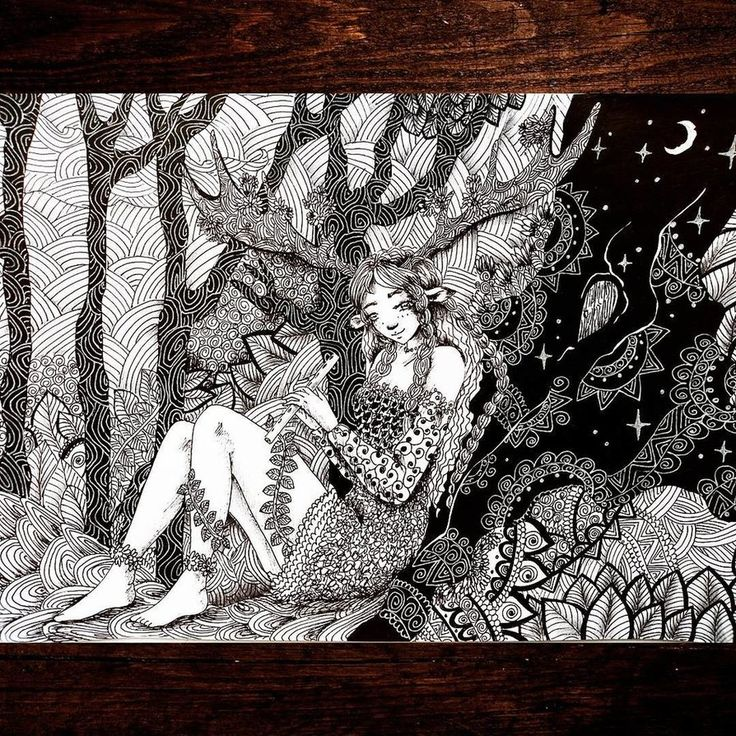 magick forest by Kentrkatty1.deviantart.com on @DeviantArt