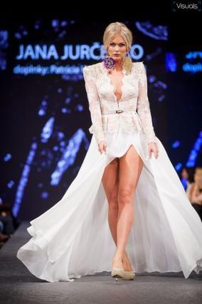 Dominika Velická by Jana Jurčenko