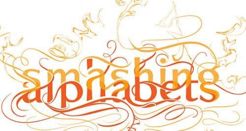 typography design.