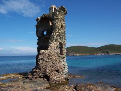 tour de Sainte Marie (Corse)