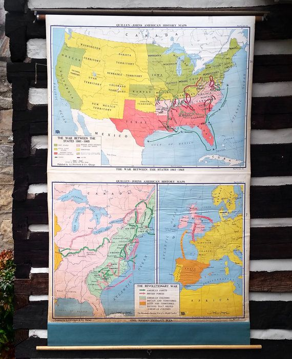 Best Pull Down Map Ideas On Pinterest Vintage Map Decor - Us maps man on the high chair