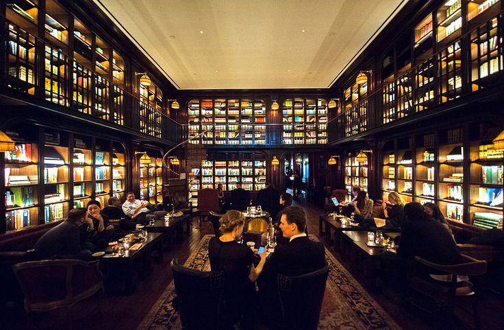 NoMad Hotel Library Bar | Flickr - Photo Sharing!