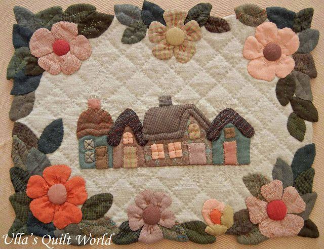 Ulla's Quilt World - Uma graça amei!!!