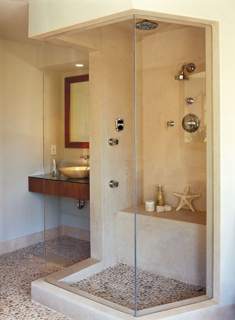 58 best Steam Showers & Small Bathroom Reno Ideas images on ...