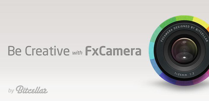 FxCamera v2.5.2 (Android Application)