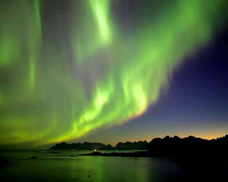 Iceland skies