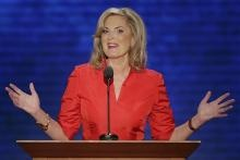 """Ann Romney is a """"Corporate Wife.""""  Fellow panelist Juan Williams -- a Democrat -- panned Mrs. Romney's effort to connect with women, describing her as a """"corporate wife"""" whose claim to understand the struggles of American women fell flat.    """"Ann Romney ... looked to me like a corporate wife. The stories she told about struggles — eh! It's hard for me to believe. I mean, she's a very rich woman, and I know that, and America knows that."""""""