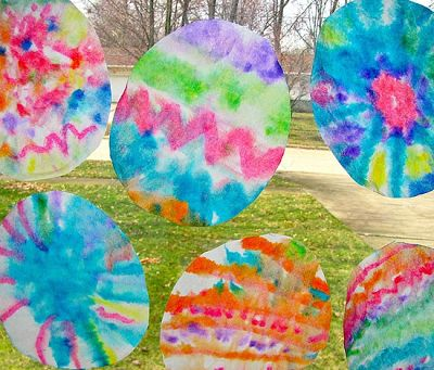 Clutter-Free Classroom: Easter Ideas