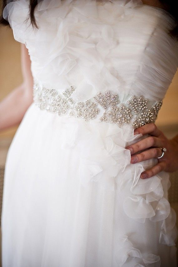 92 best wedding dress accessories images on pinterest for Wedding dress accessories belt