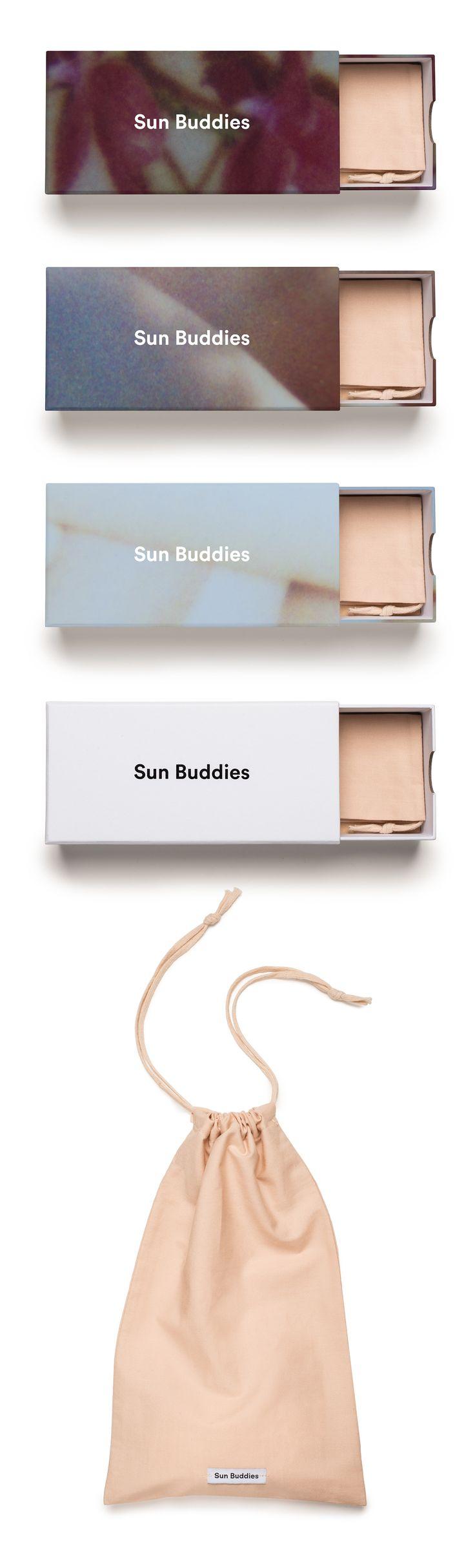 Sun Buddies — Branding