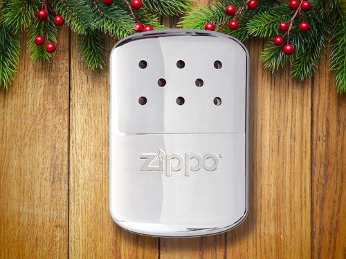 50 stocking stuffer ideas for men - love the Zippo handwarmer. Lots of ideas for the boys, too.