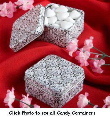 Damask Design Mint Tins Tin Favors Wholesale Wedding Supplies Discount Party And Bulk Event