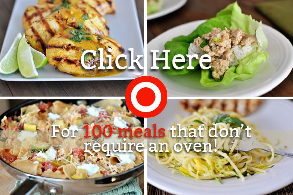 Mel's Kitchen Cafe | Beat the Heat: Over 100 No-Oven-Required Meals!