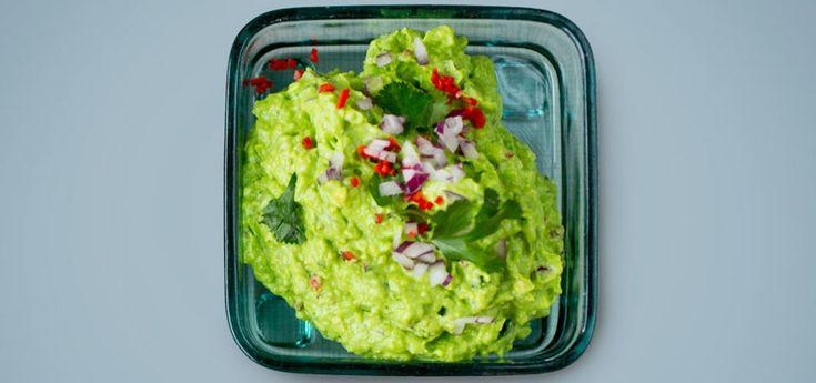 Guacamole | Lag guacamole | Oppskrift på Lises blogg
