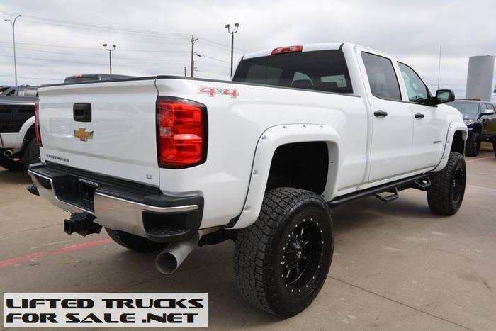 Used 2015 Chevrolet Silverado 2500HD LT Diesel Lifted ...