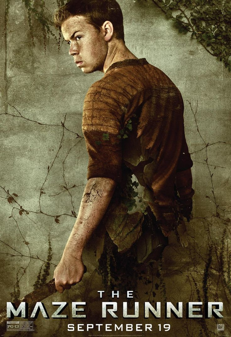 The Maze Runner  Title: The Maze Runner Release Date: 19/09/2014 Genre: Action / Sci-Fi / Thriller Country: USA Cast: Dylan O'Brien, Kaya Scodelario, Thomas Brodie-Sangster, Will Poulter & Patricia Clarkson Director: Wes Ball Studio: Gotham Group & Temple Hill Entertainment  Distribution: 20th Century Fox